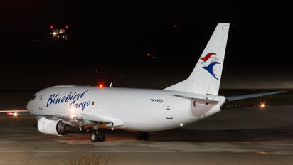 TF-BBD - Bluebird Cargo Boeing 737-300F