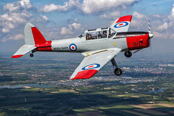 G-BWTG - Classic Wings de Havilland Canada DHC-1 Chipmunk