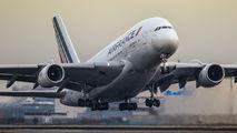 F-HPJD - Air France Airbus A380 aircraft