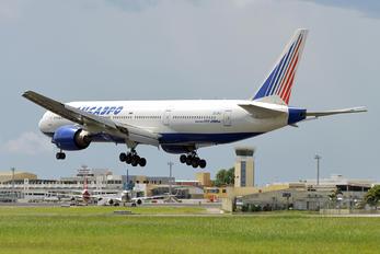 EI-UNV - Transaero Airlines Boeing 777-200ER