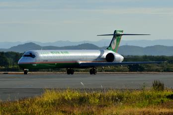 B-17926 - Eva Air Boeing MD-90