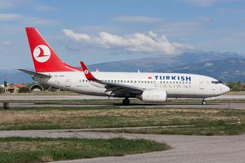 TC-JKJ - Turkish Airlines Boeing 737-700