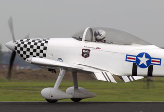 G-SOUT - Private Vans RV-8