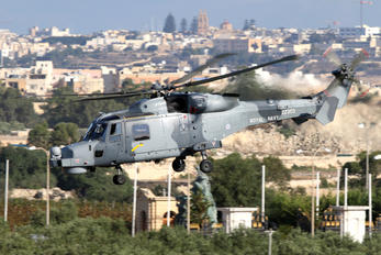 ZZ380 - Royal Navy Agusta Westland AW159 Lynx Wildcat AH.1