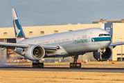 B-KQV - Cathay Pacific Boeing 777-300ER aircraft