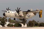 162167 - USA - Navy Grumman C-2 Greyhound aircraft