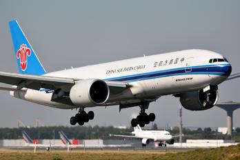 B-2080 - China Southern Cargo Boeing 777F