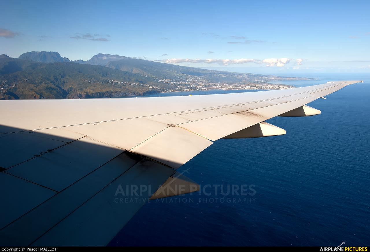 Air France F-GSQS aircraft at In Flight - Reunion