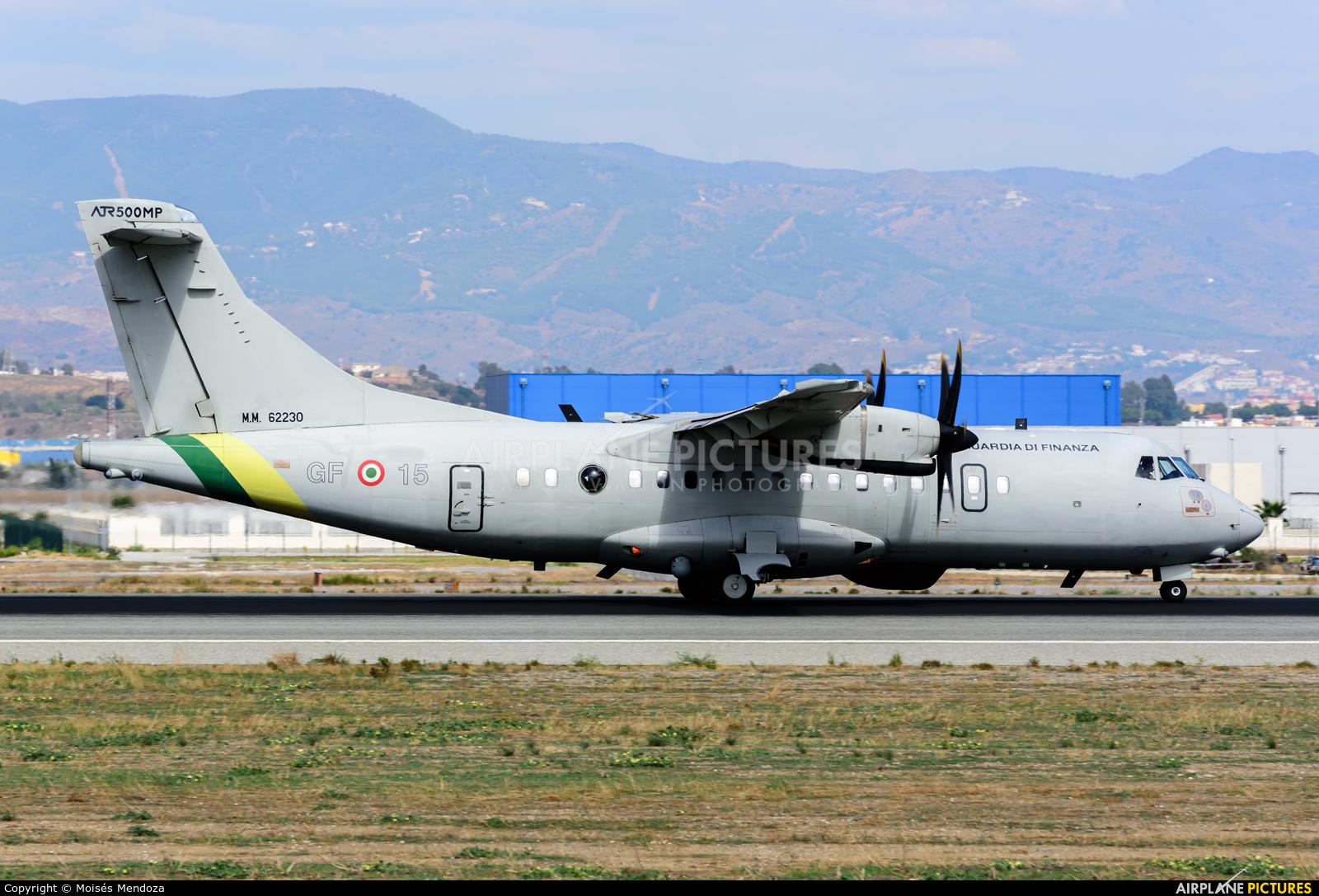 Italy - Guardia di Finanza MM62230 aircraft at Málaga
