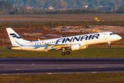 OH-LKL - Finnair Embraer ERJ-190 (190-100) aircraft