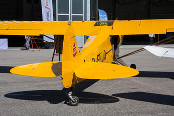 D-ENUQ - Private Piper J3 Cub