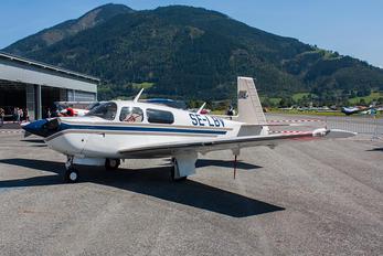 SE-LBV - Private Mooney M20J