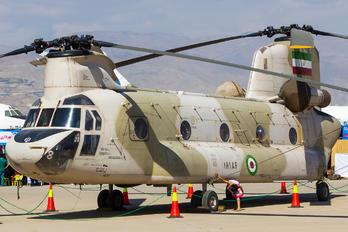 5-9307 - Iran - Islamic Republic Air Force Boeing CH-47C Chinook