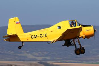 OM-GJX - Aero Slovakia Zlín Aircraft Z-37A Čmelák