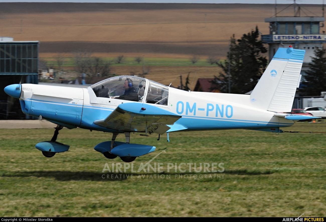 Aeroklub Nitra OM-PNO aircraft at Nitra