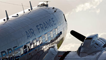 F-BBBE - Air France Douglas C-47A Dakota C.3