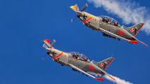 """030 - Poland - Air Force """"Orlik Acrobatic Group"""" PZL 130 Orlik TC-1 / 2 aircraft"""