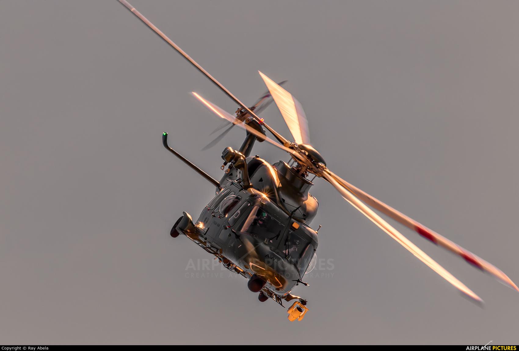 Agusta Westland CSX81890 aircraft at Malta Intl