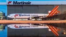 PH-MCS - Martinair Cargo McDonnell Douglas MD-11F aircraft