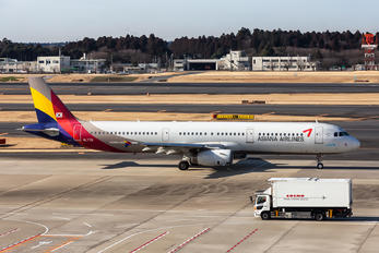 HL7731 - Asiana Airlines Airbus A321