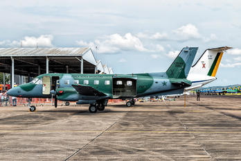 2283 - Brazil - Air Force Embraer EMB-110 C-95AM