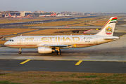 A6-EIM - Etihad Airways Airbus A320 aircraft