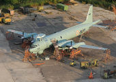 IN303 - India - Navy Ilyushin Il-38 aircraft