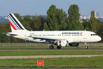 F-GPMC - Air France Airbus A319