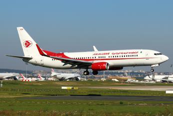 7T-VKH - Air Algerie Boeing 737-800