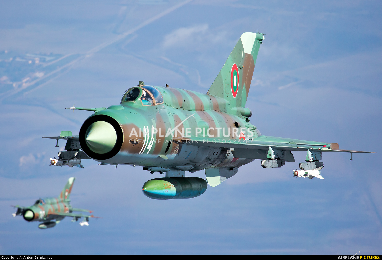 Bulgaria - Air Force 114 aircraft at In Flight - Bulgaria