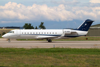 OY-VGA - Private Canadair CL-600 Challenger 850