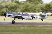 D-FWME - Messerschmitt Stiftung Messerschmitt Bf.109G aircraft