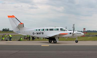 G-MAFB - Directflight Reims F406 Caravan II