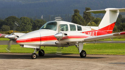 G-MULT - Private Beechcraft 76 Duchess