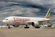 ET-APU - Ethiopian Cargo Boeing 777F aircraft