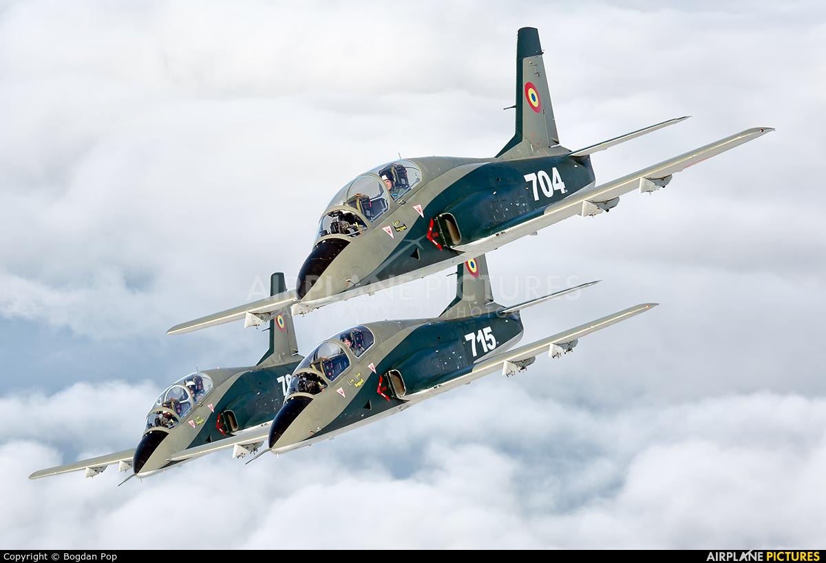 Romania - Air Force 704 aircraft at In Flight - Romania