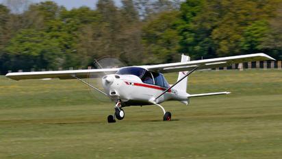 G-SAZY - Private Jabiru J400