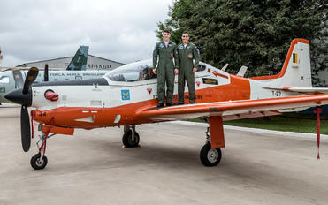 1434 - Brazil - Air Force Embraer EMB-312 Tucano T-27