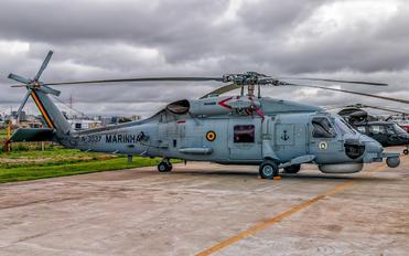 N-3037 - Brazil - Navy Sikorsky S-70B Seahawk