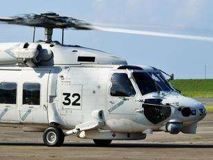 21-8432 - Japan - Maritime Self-Defense Force Mitsubishi SH-60K