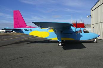 N7049T - Air America Britten-Norman BN-2 Islander