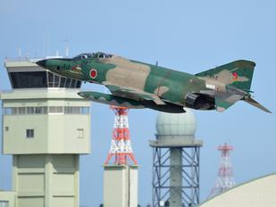 57-6921 - Japan - Air Self Defence Force McDonnell Douglas RF-4E Phantom II