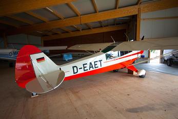 D-EAET - Private Piper PA-18 Super Cub