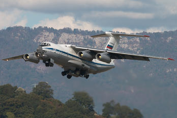 RA-78816 - Russia - Air Force Ilyushin Il-76 (all models)