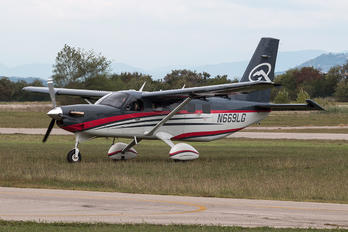 N669LG - Private Quest Kodiak 100