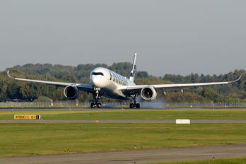 OH-LWA - Finnair Airbus A350-900