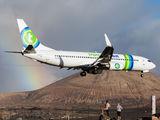 PH-HSE - Transavia Boeing 737-800 aircraft