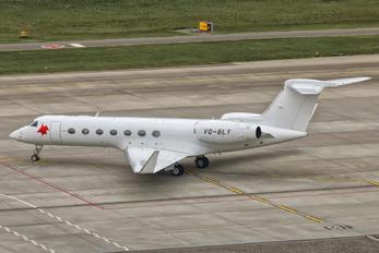 VQ-BLY - Private Gulfstream Aerospace G-V, G-V-SP, G500, G550