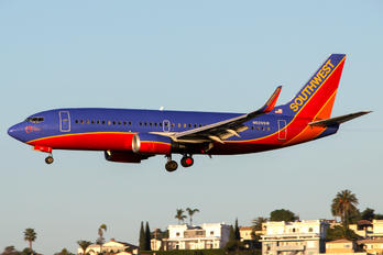 N629SW - Southwest Airlines Boeing 737-300