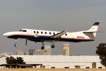 N697AX - Private Fairchild SA227 Metro III (all models)